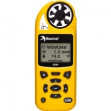 Nueva Kestrel 5500 Weather & Meter Ambiental
