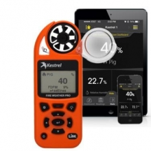 Nueva Kestrel 5500FW Fire Weather Pro with Compass + Link + Vane Mount
