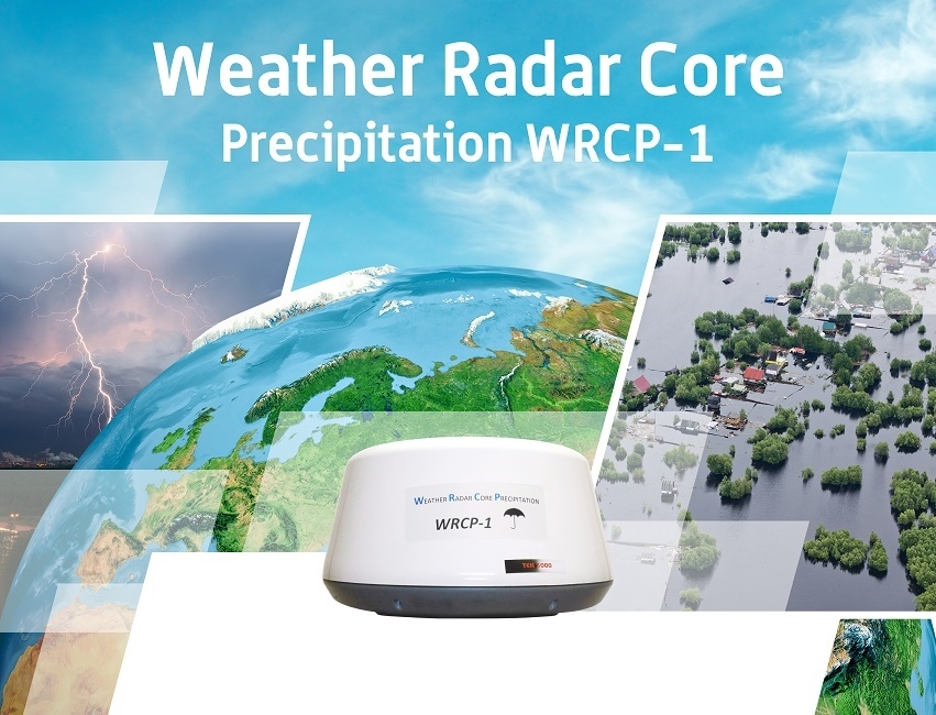 "<font color=""red\"">NEW</font>  WEATHER RADAR CORE PRECIPITATION WRCP1"