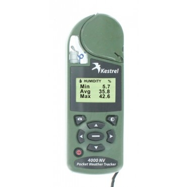 Kestrel 4000NV Weather & Meter