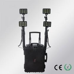 Kit de iluminación autónomo de leds TK-144 W