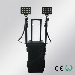 Kit de iluminación autónomo de leds TK-72 W
