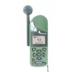 Kestrel 4600NV Heat Stress Tracker de color gris oliva