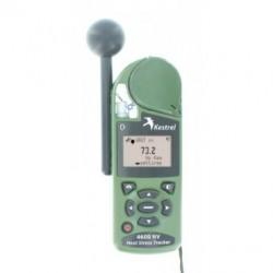 Kestrel 4600NV Heat Stress Tracker con Bluetooth en color gris oliva