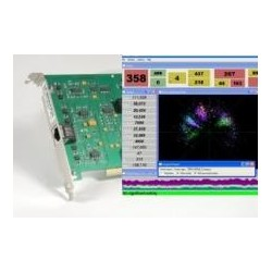 Kit completo para registrar el seguimiento de tormentas Software + detector