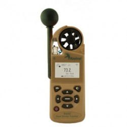 Kestrel 4600 HST digital Estrés Térmico Tracker (Militar) con Bluetooth