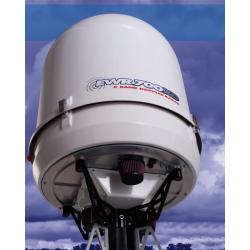 Radar meteorológico portátil Doppler 700 EWR