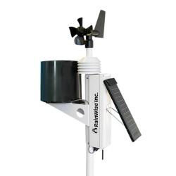 Estación meteorológica MKIII con pluviómetro integrado Ref.811