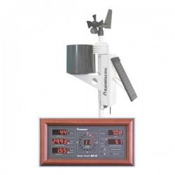 Estación meteorológica MKIII + Oráculo táctil  para la visualización de...