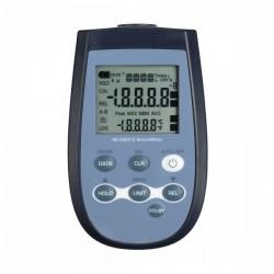 Anemómetro termómetro portátil HD