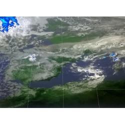 Receptor de satélites TK200 GEOS, GEOS-E IR, MITSAT, MITSAT IR