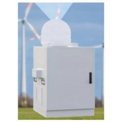 Radar detector de aves BirdDetector T2