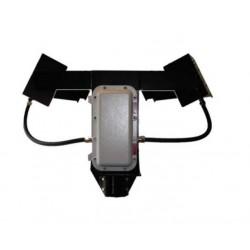 Sensor VS12 ATEX  de visibilidad para plataformas marinas ATEX