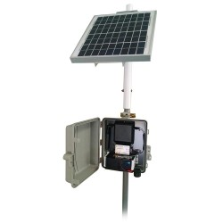 Energía solar remota TeleMET II