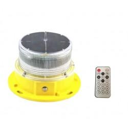 Baliza marina solar con control remoto AO-ML30
