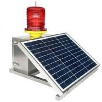 Balizas solares de media intensidad