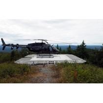 Plataformas portátiles para helipuertos